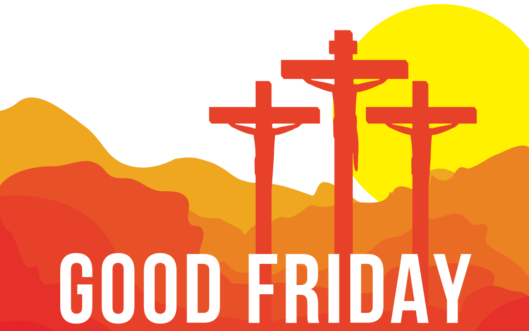 Good Friday – As Mary Ponders